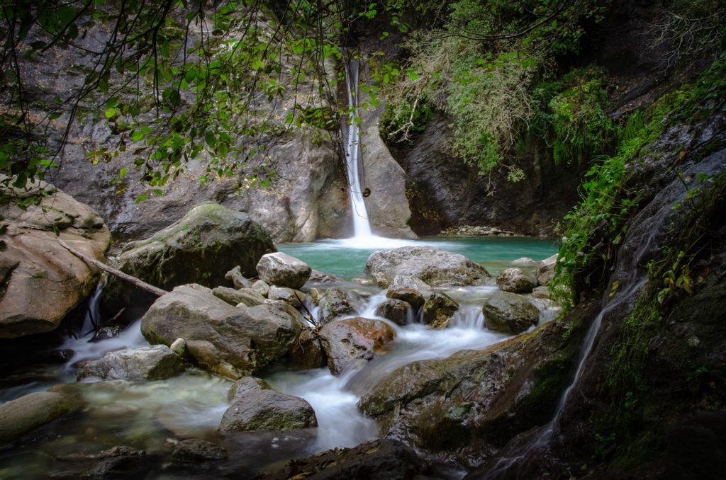 canyoning toscana -toscana adventure team